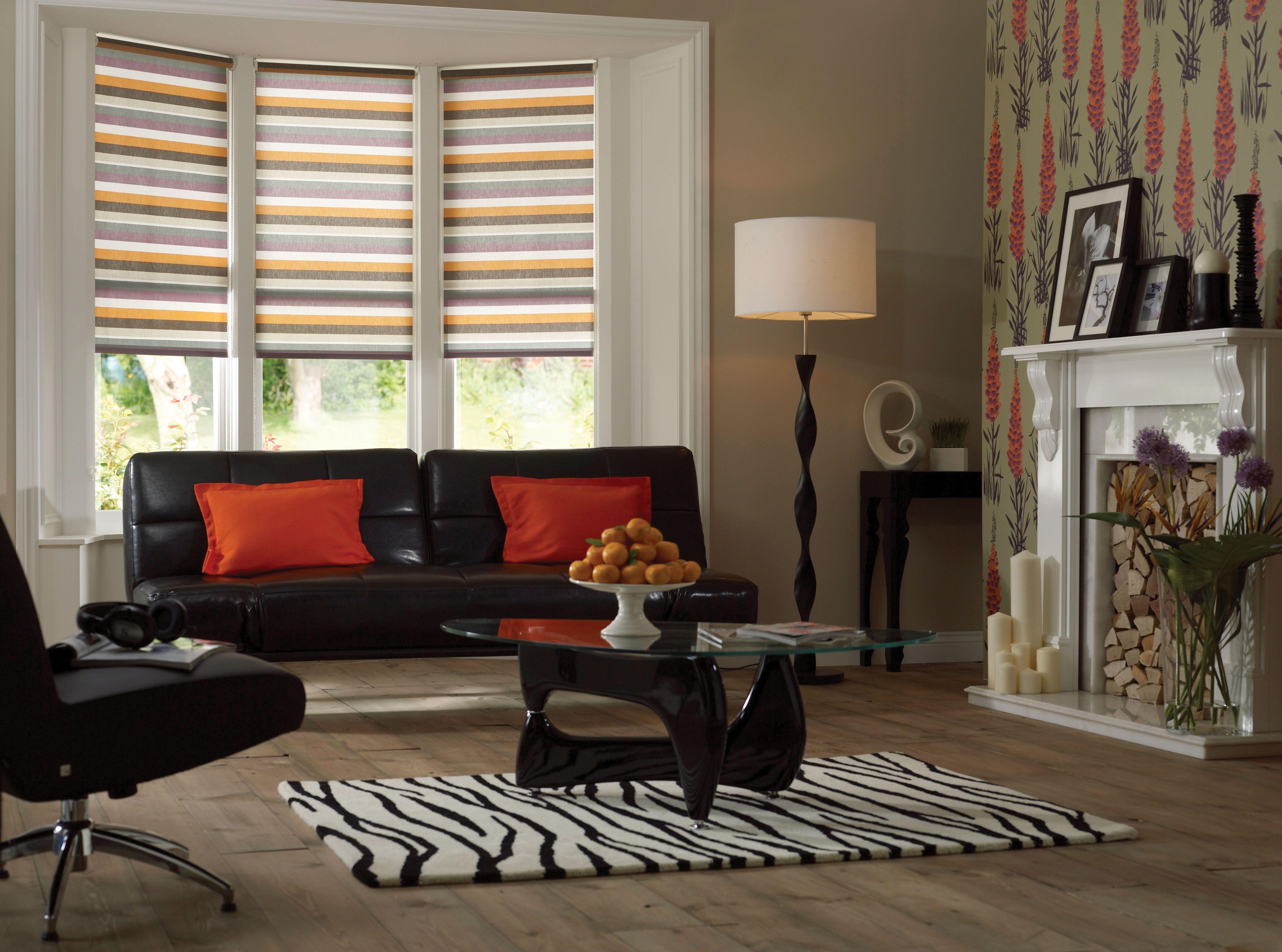 Living Room Window Blinds   Living Room Design Ideas