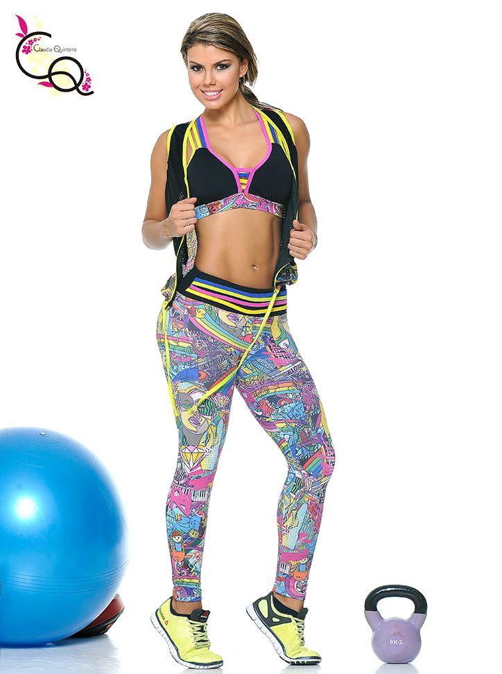 Conjunto deportivo para mujer 599. Horma perfecta  8c78ee47e59e7
