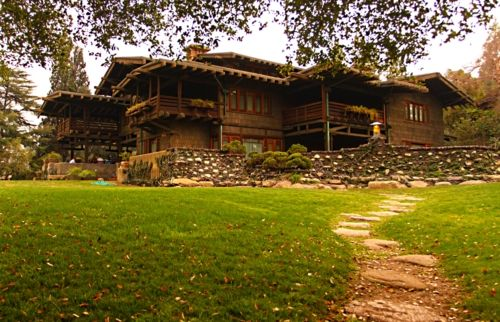 A Pilgrimage To The Gamble House One Of Greene Greenes Ultimate Bungalows