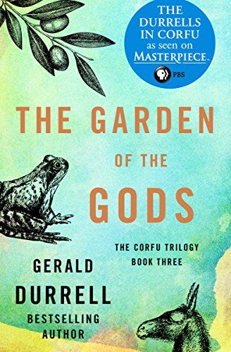 Mom Pick The Garden Of The Gods The Corfu Trilogy Book 3 By