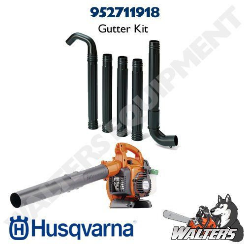 Ship From Usa Genuine Husqvarna 952711918 Gutter Kit For 125b 125bx Blowers Item No8yifw81854156302 To View Further For This Item Husqvarna Gutter Blowers