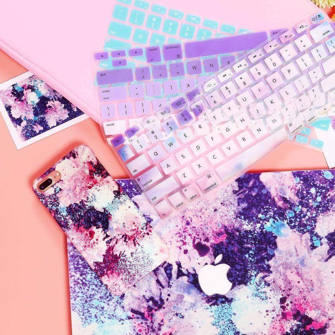Macbook Keyboard Cover - Rose Gold
