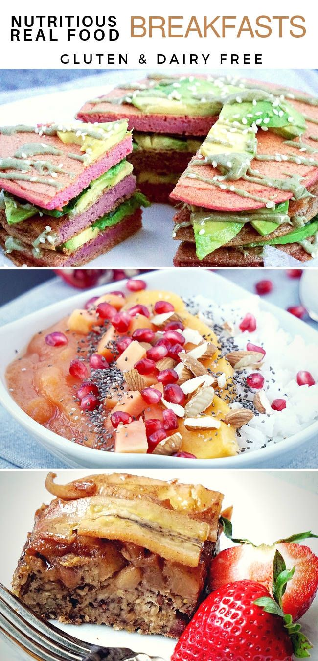nutritious clean eating breakfast ideas (+video) – gluten free and