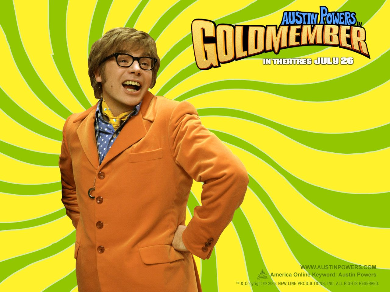 Mike Myers Was Born And Raised In Scarborough Ontario In 1963 Austin Powers Austin Powers Goldmember Austin