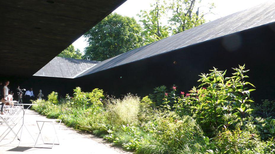 Peter Zumthor, Serpentine Pavilion (2011) Peter zumthor
