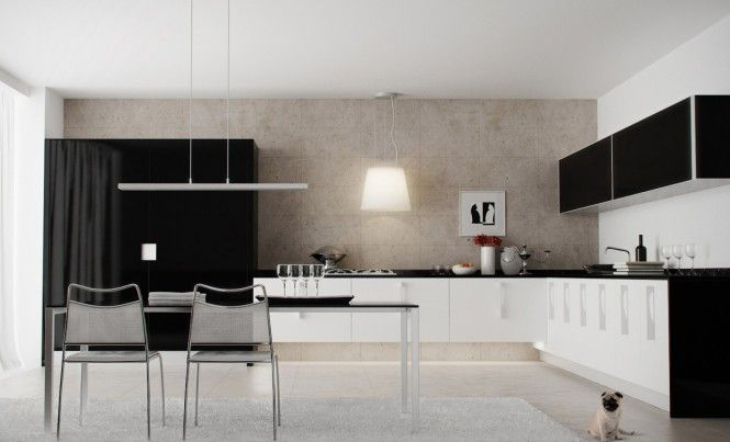 Unexpected Twists For Modern Kitchens Kitchen Dining White