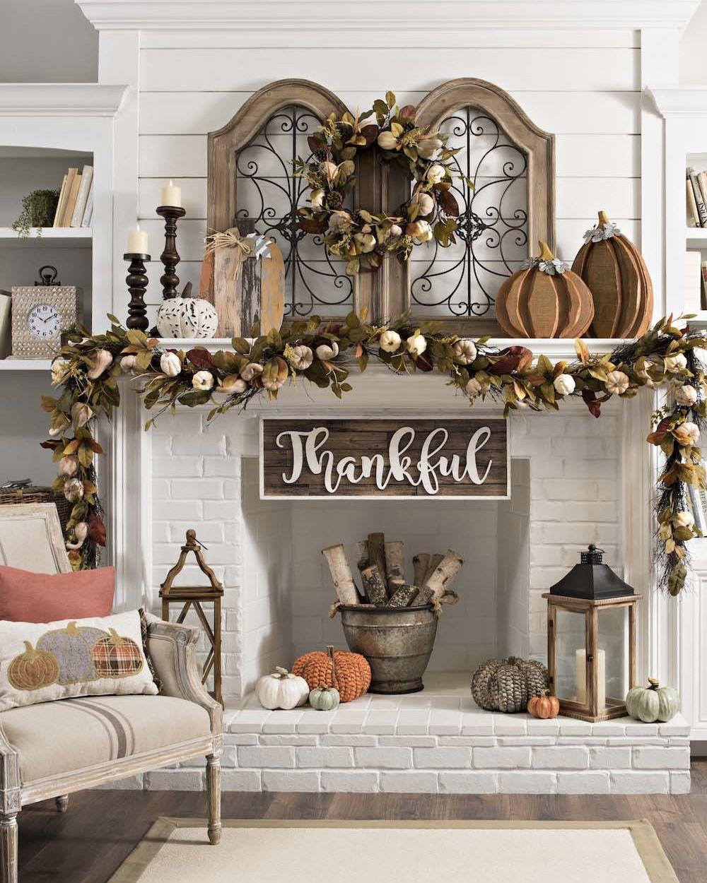 Des Interieurs Pour Halloween Salon Automne Decoration Maison D Automne