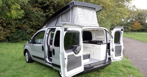 citroen berlingo camping pinterest camper conversion mini camper and camping stuff. Black Bedroom Furniture Sets. Home Design Ideas