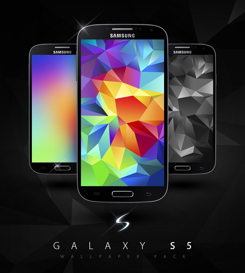 Samsung Galaxy S5 Wallpaper Pack Hd By Kevinmoses Deviantart Com