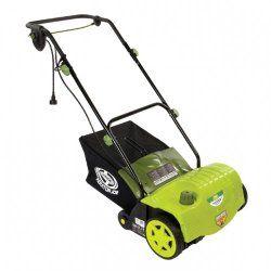 Best Lawn Mowers Sun Joe Dethatcher Joe Aj800e 14 Inch 11 Amp Elect Http Www Amazon Com Gp Product B007pqnnkg Ref As Li Qf Sp Asin Il Tl Ie Utf8 Camp 1789
