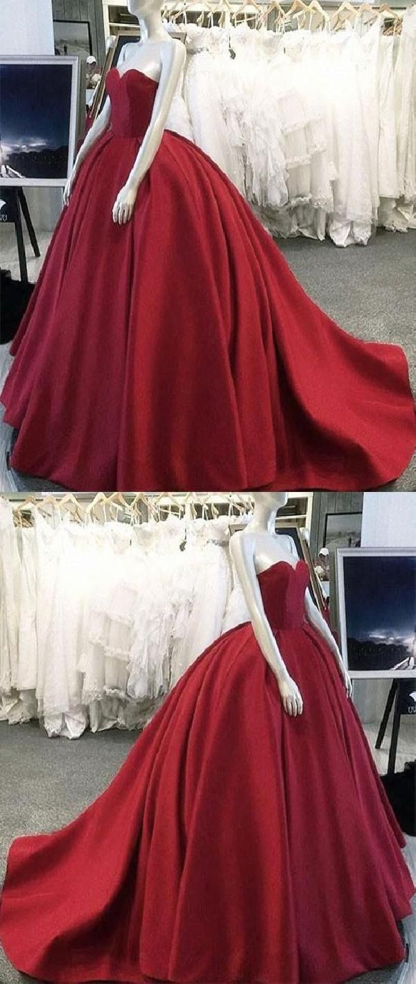 Hot sale fancy long prom dresses prom dresses red simple prom