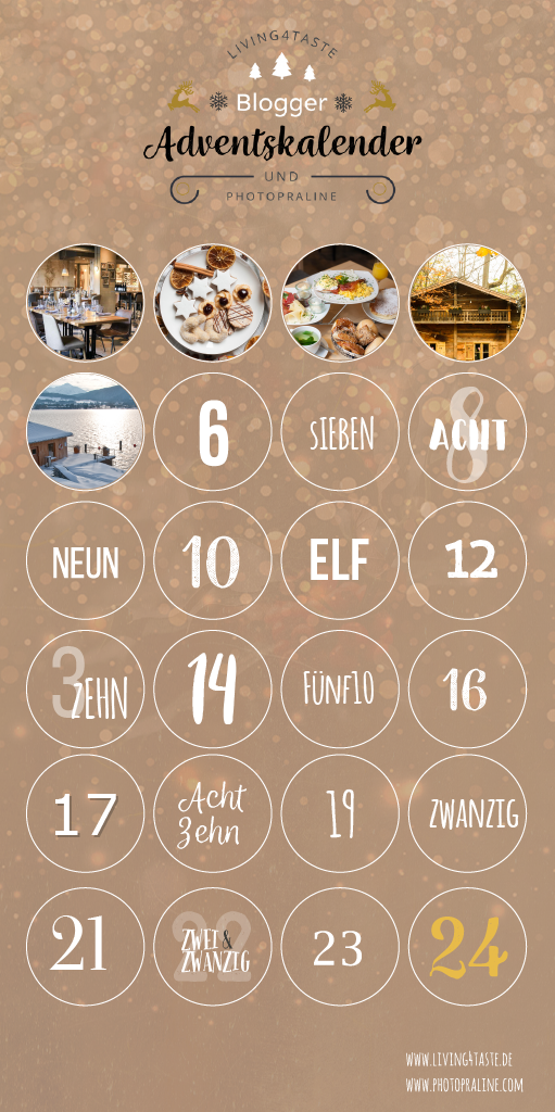 gro er blogger adventskalender mit 24 gewinnspielen community involvement pinterest. Black Bedroom Furniture Sets. Home Design Ideas