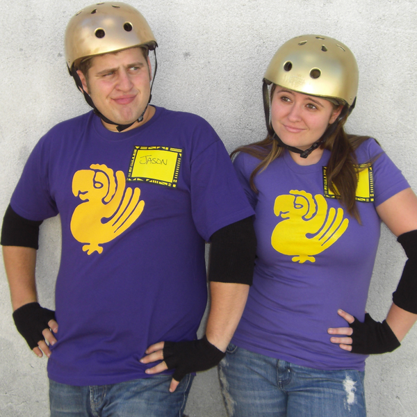 14 Halloween Costumes For Couples Who Ain't Got Time For DIY