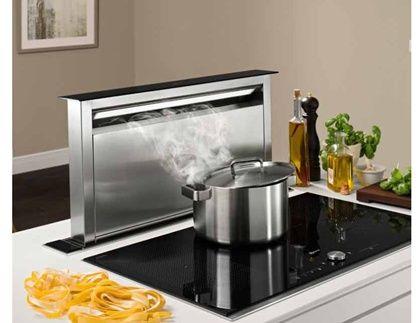 Extractor de encimera modelo i99l59n0 en funcionamiento for Ultimos modelos de cocinas