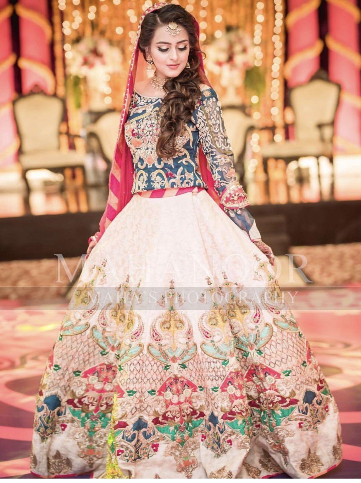 Beautiful Mehndi Dress Pic Pakistani | Lixnet AG