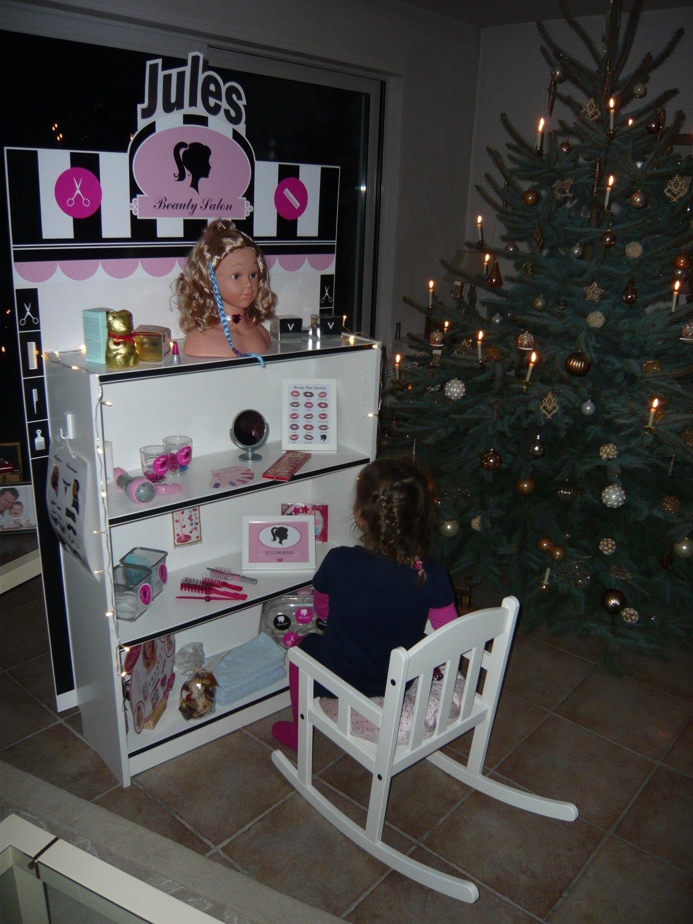 Beauty Salon Kinder: eine DIY-Anleitung und Kundenbericht ...