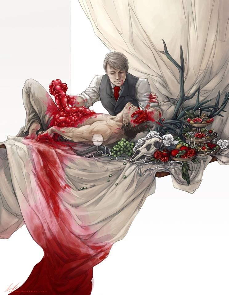 HANNIBAL - Banquet by Sayael