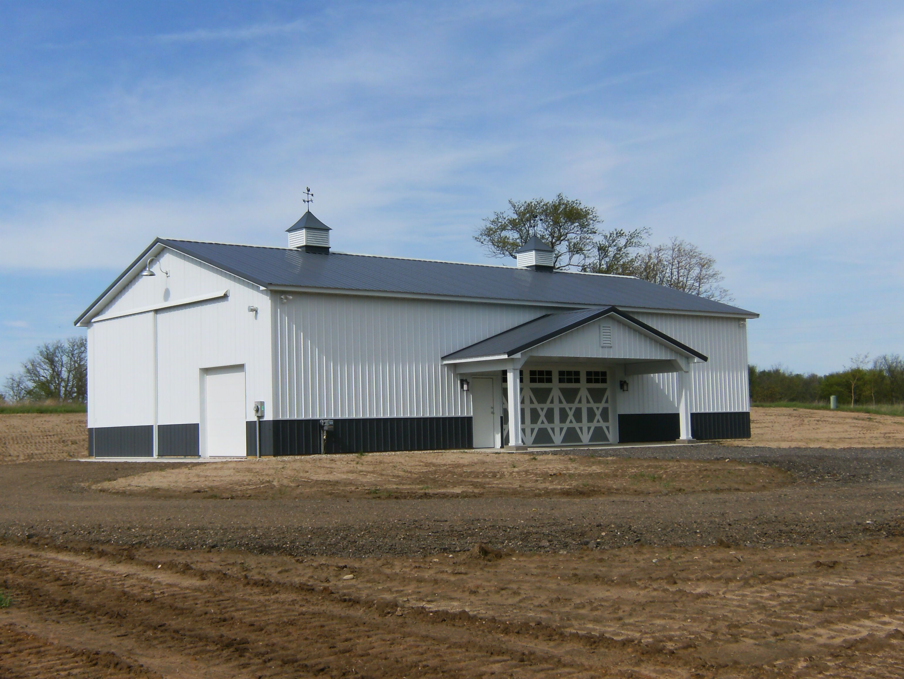 Post Frame Buildings, Pole Buildings, Pole Barns, in Michigan ...