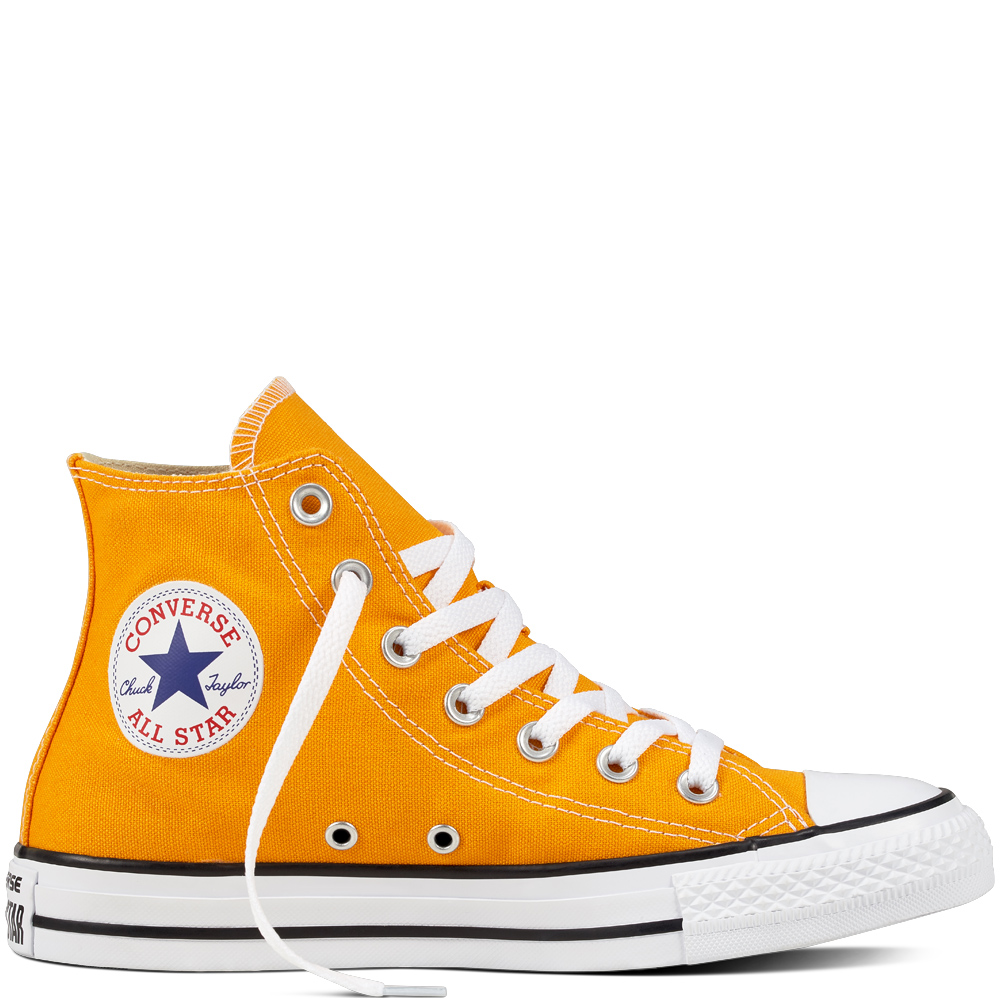 chaussure converse orange