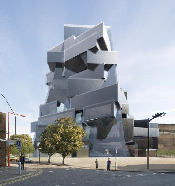 Modern Architecture In London tate modern extension » contemporist | structure | pinterest