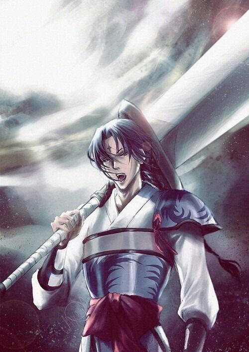 Bankotsu Anime Inuyasha Anime Kagome Higurashi