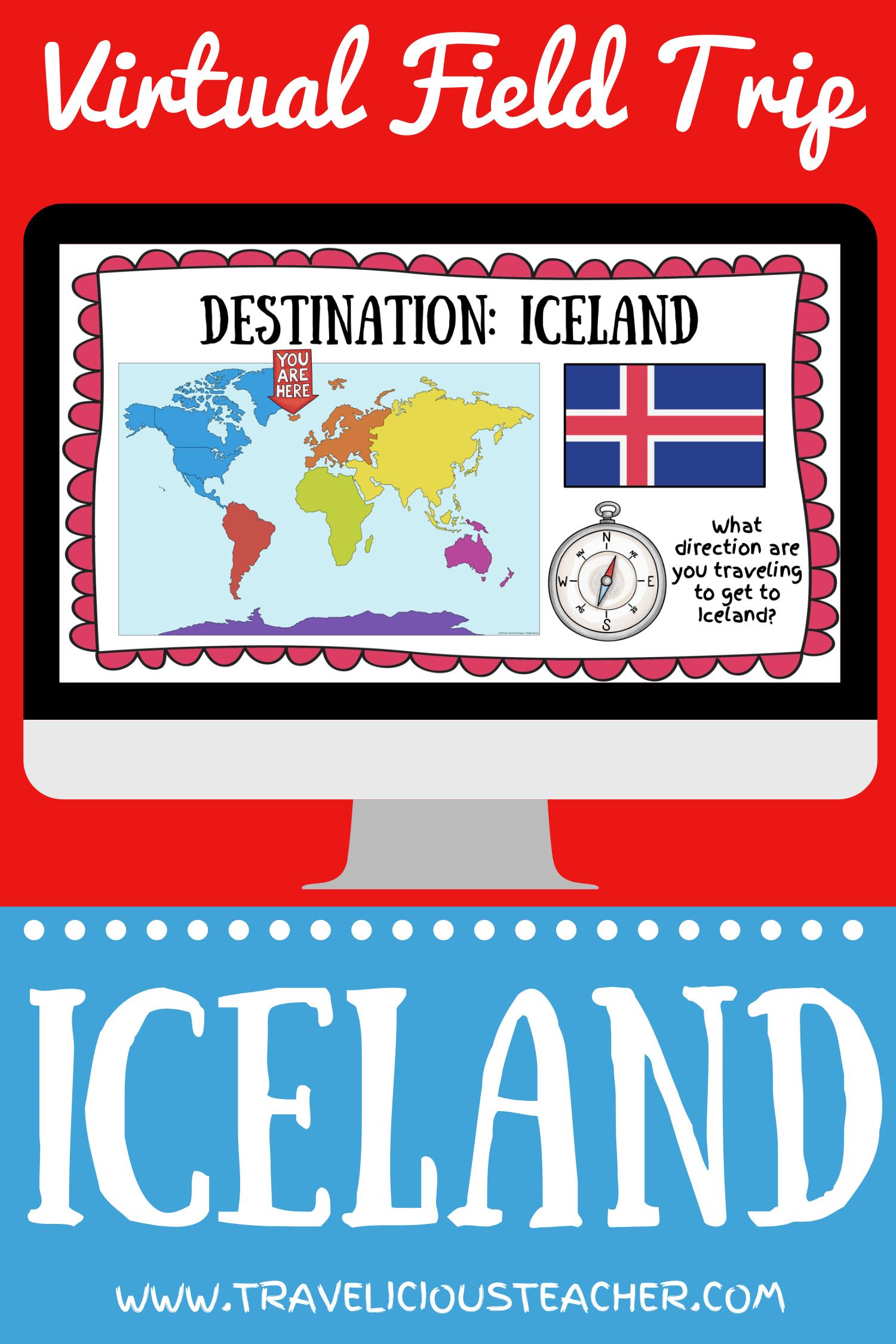Virtual Field Trip Iceland In