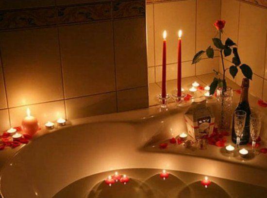 Romantisches Badezimmer 3