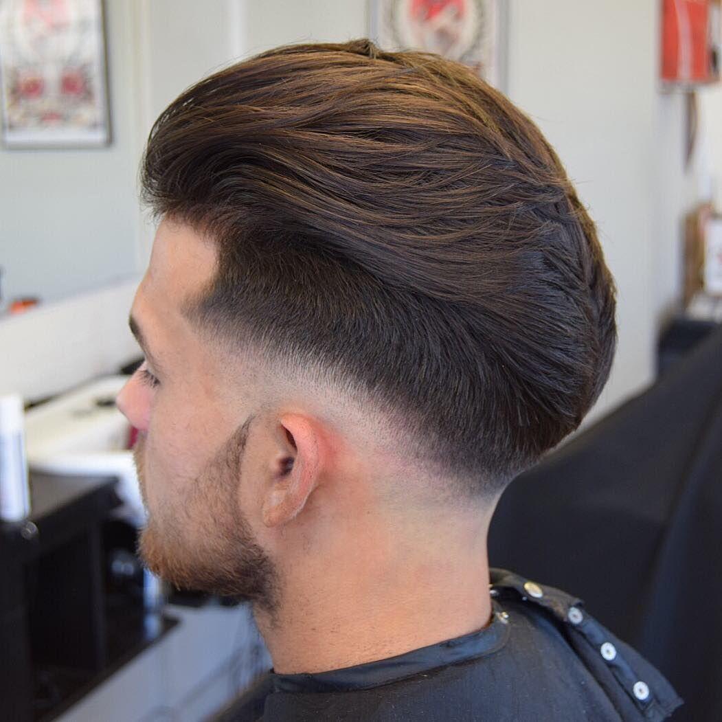 Types Of Fade Haircuts Types Of Fade Haircuts Pinterest Hair