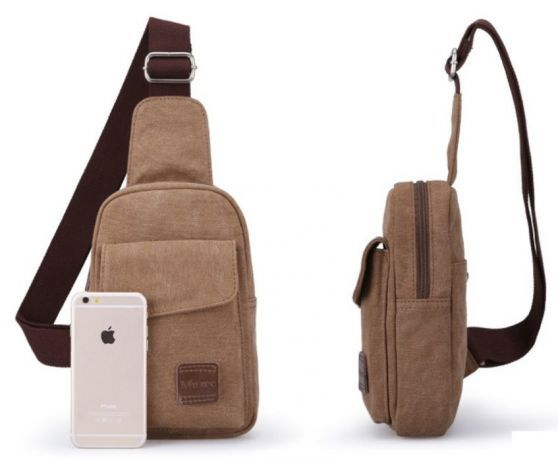 34d4b394119f Слинг, мужская сумка через/на одно плечо, мини рюкзак однолямочный. Киев -