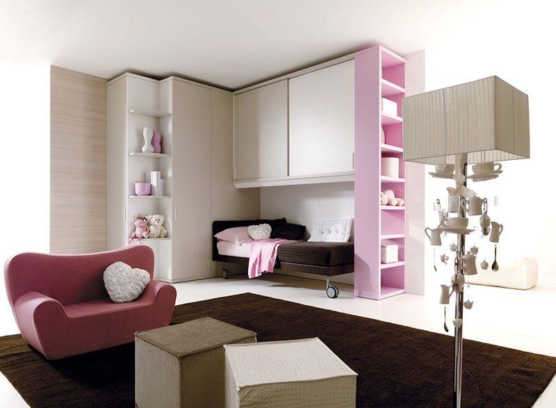 Arredamento Alternativo ~ Italian teen room casa arredamento decor