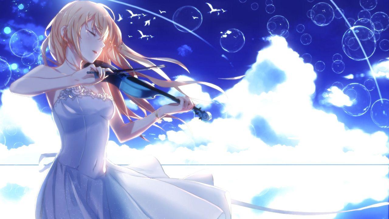 四月は君の嘘 OST 【BGM】美しいピアノ音楽 1時間