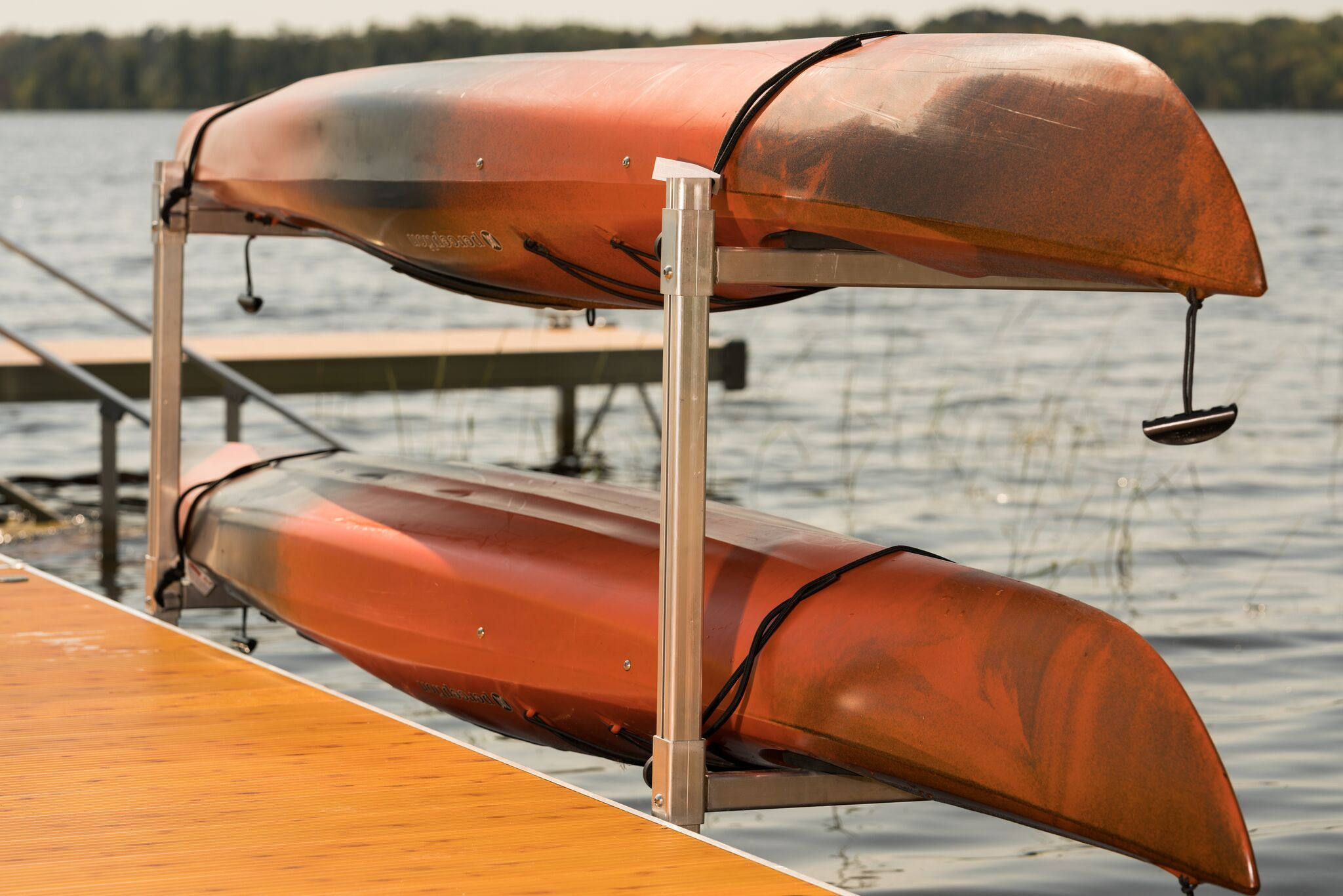 Modular Aluminum Roll In Docks Are Rock Solid And Easy To Install Floating Boat Docks Boat Lift Pontoon Boat