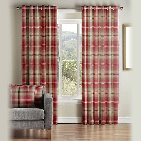 Beautiful Design Red Checked Curtains Pleasurable Ideas Remarkable Plaid  Curtain Panels 74 On And Drapes With   Curtains Ideas