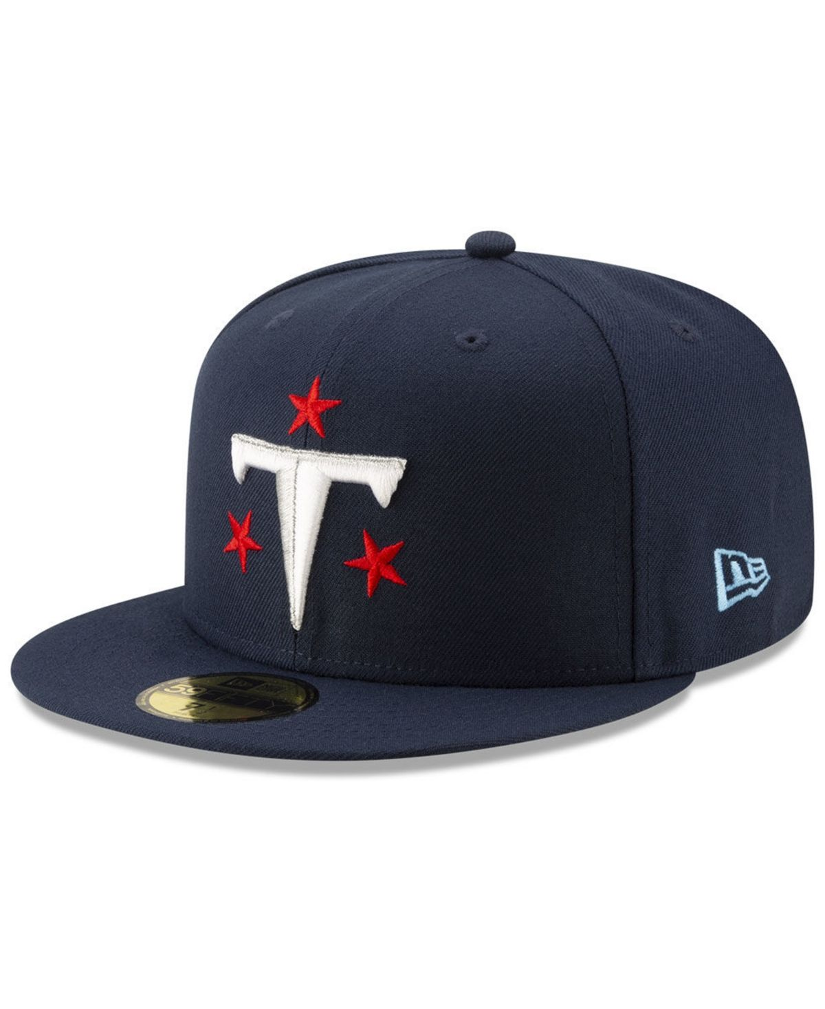 New Era Tennessee Titans Logo Elements Collection 59FIFTY