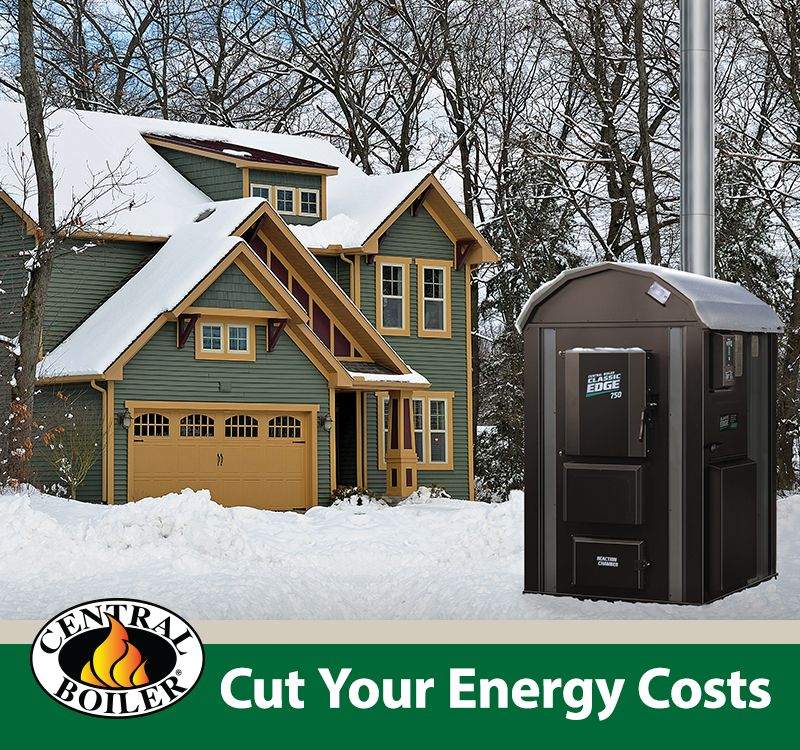 The Classic Edge outdoor wood boiler from Central Boiler can help you save money on your heating bill. Use the savings calculator to find out how much money you may save on your annual heating bill.