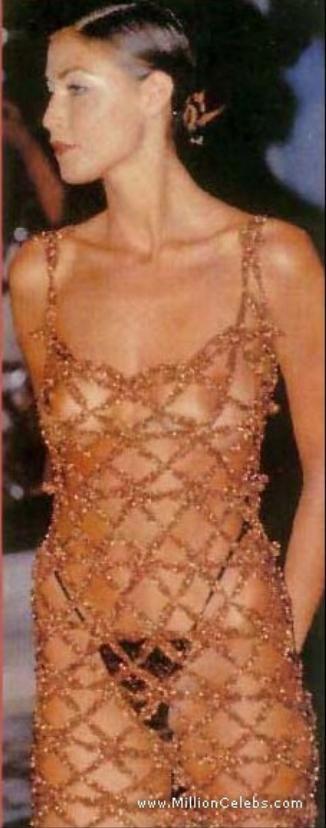 Something is. Patricia velasquez nude hot