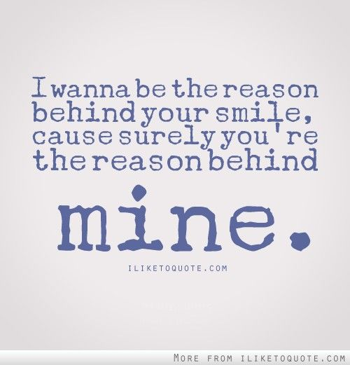 I Have Every Reason To Smile Quotes: Reason Why I Smile Quotes. QuotesGram