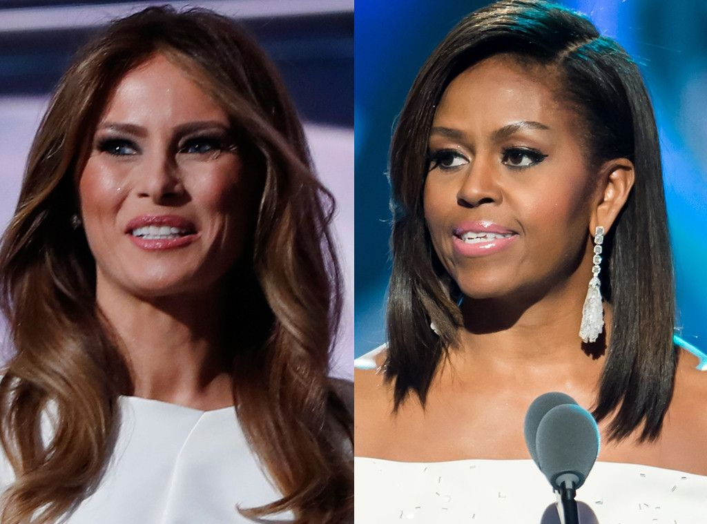Did Melania Trump Copy Michelle Obamau0027s 2008 DNC Speech? Paragraph - michelle obama resume