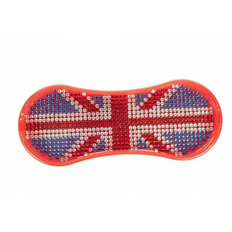 HKM Union Jack Diamante Wonder Brush | eBay