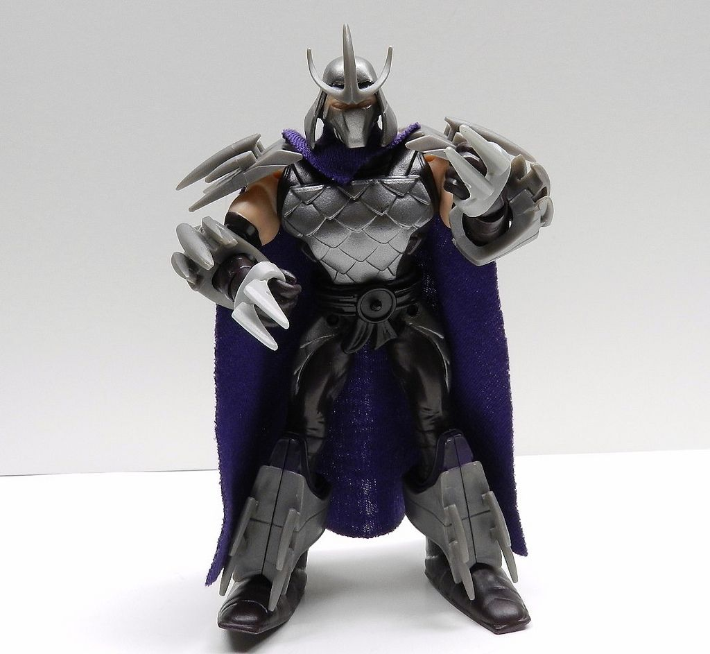 Teenage Mutant Ninja Turtles Shredder Toy : Tmnt nickelodeon shredder teenage mutant ninja turtles