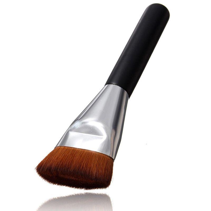 1 Pcs New 2016 Professional Makeup Brushes Natural Contour Brushes Blush Brush For Face Foundation Pincel De Maquiagem Tools