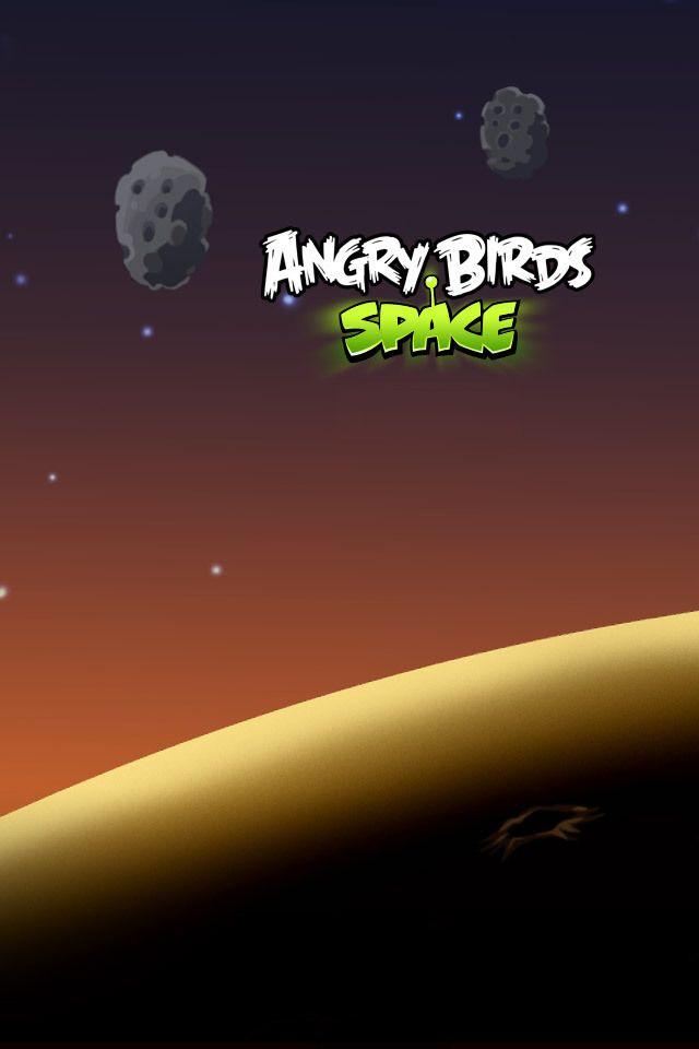 Angry Birds Space Iphone Ipad Desktop Wallpapers Backgrounds Desktop Wallpapers Backgrounds Angry Birds Birds