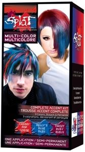 Splat Rebellious Color Bleach Color Kit Multicolor If I Can