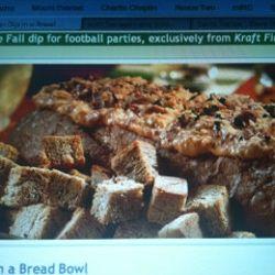 Reuben Dip in a Bread Bowl Recipe - ZipList