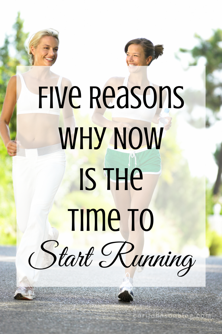 Five Reasons Why Now Is The Time to Start Running #running #startrunning #runningtips #runners #heal...