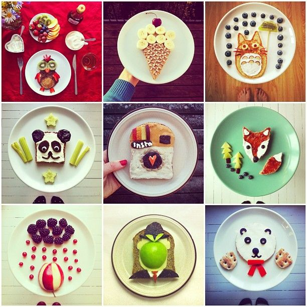 lovely food ideas <3
