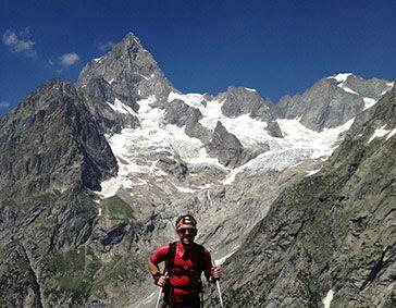 Tour du Mont Blanc - Hike or Race Over Diverse Terrain | Merrell