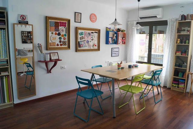 The Crafty Room: La nueva Crafty