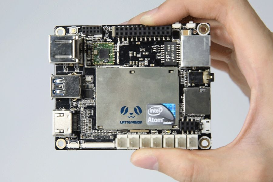 LattePanda - The Most Powerful Single Board Computer (4G/64GB ...