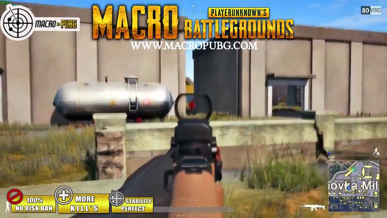 Macro PUBG - Macro / Script Playerunknown's Battlegrounds | Macro